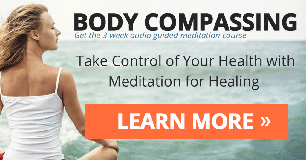 body compassing - meditation for healing